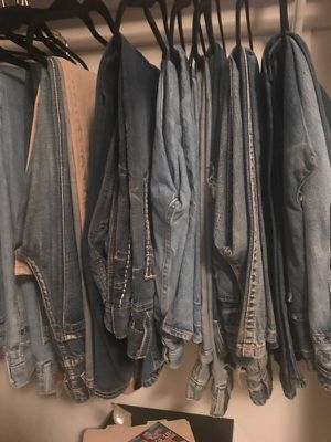 New jeans brand name 34 30 for Sale in San Diego, CA