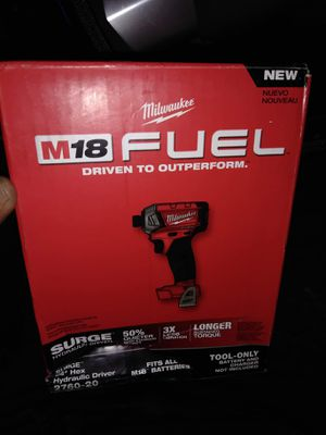 M18 surge driver for Sale in St. Louis, MO