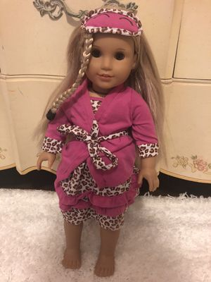 American Girl doll + clothes for Sale in Cypress, TX
