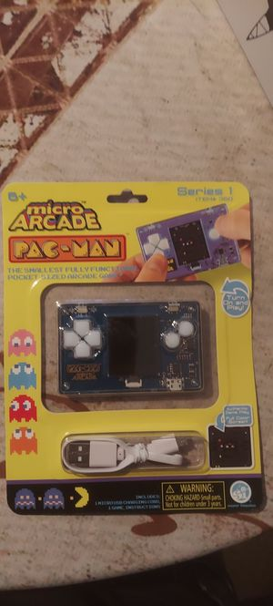 Micro arcade games for Sale in Hartford, CT
