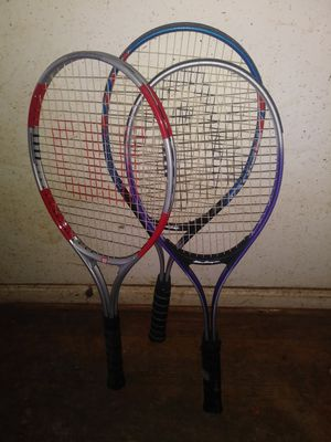 Tennis Rackets for Sale in Baltimore, MD
