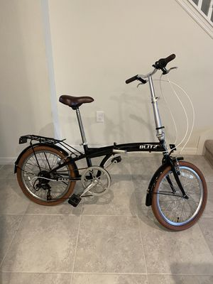 "Blitz bike 20"" 6-speed folding bike for Sale in Orlando, FL"