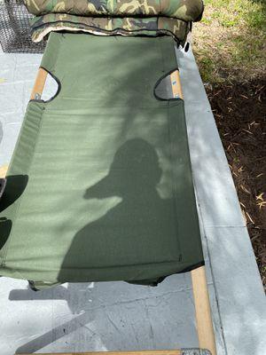 Army cot for Sale in Miami, FL