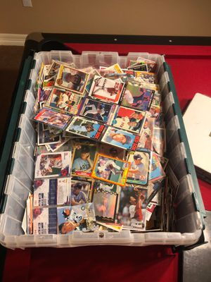 Baseball/ football cards for Sale in Arvada, CO