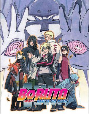 Boruto/Naruto The Movie for Sale in Los Angeles, CA