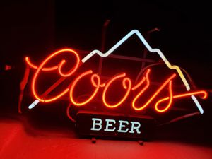 Color Beer Mountain Neon Sign for Sale in Seattle, WA