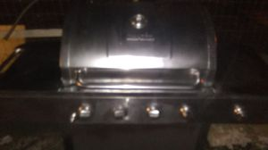 Choir boil BBQ stainless steel bbq pit for Sale in San Antonio, TX