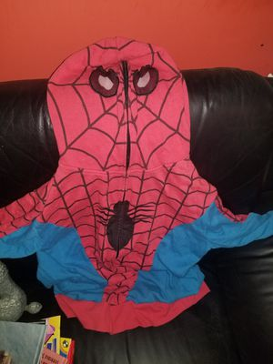Spiderman sweater could be used at a costume for Sale in Nipomo, CA