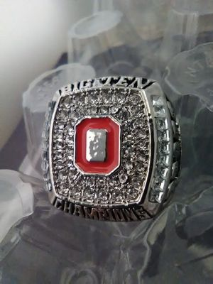 Ohio State 2010 Tressel Ring Size 11 for Sale in Grove City, OH