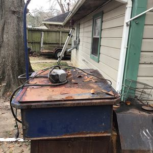 Heavy Duty Parts Washer for Sale in Deer Park, TX
