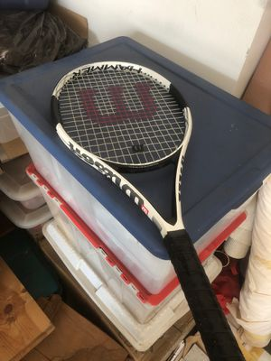 Wilson Tennis Racket. for Sale in Bellflower, CA