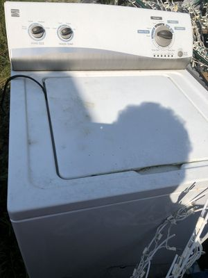 Kenmore washer works great for Sale in Paducah, KY