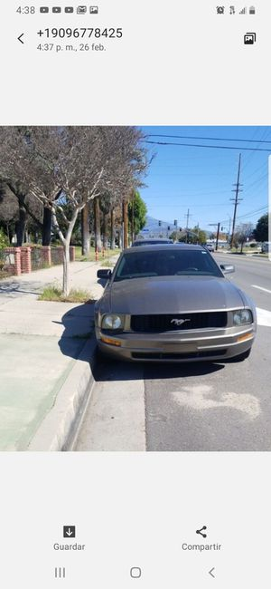 Ford mustang pony v6,come to see and drive nice free for Sale in Fontana, CA