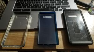 Samsung note 8 phone case for Sale in Lancaster, TX