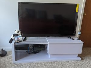 "51"" TV Stand for Sale in Burlington, VT"