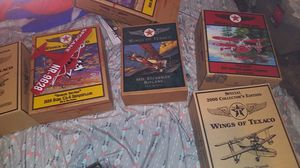 Wings of Texaco collection for Sale in Tyler, TX