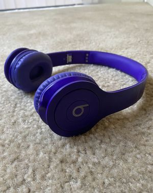 Solo Beats purple for Sale in Lake Mary, FL