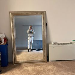 """5""""9 By 3""""0 Antique Mirror for Sale in Silver Spring,  MD"""