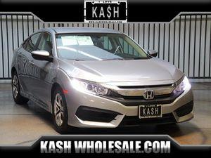 2017 Honda Civic Sedan for Sale in Pomona, CA