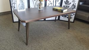 Ashley Furniture 3 Piece Coffee Table and End Table Set, Dark Brown for Sale in Fountain Valley, CA