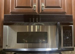 GE Profile Over The Range Microwave for Sale in Dauphin, PA