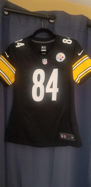 Medium Reebok Antonio Brown Steelers Jersey for Sale in Pittsburgh, PA