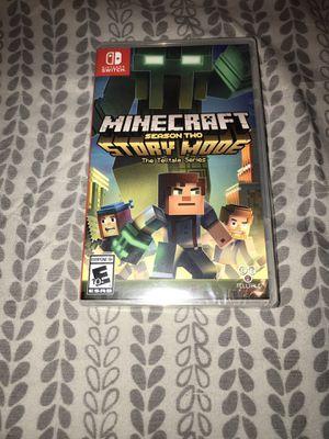 Minecraft Season 2 - Nintendo Switch - Brand New for Sale in Fresno, CA