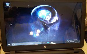"""15.6"""" HP 15 f039wm Like New, New Windows 10/office, 4 GB ram 250 GB hd for Sale in Kissimmee, FL"""