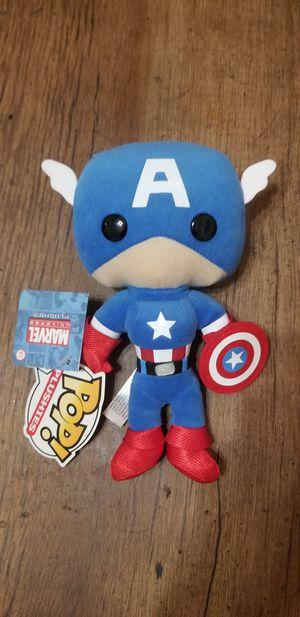Captain America pop plushies for Sale in Lodi, CA