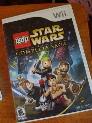 Lego starwars complete saga for Sale in El Cajon, CA