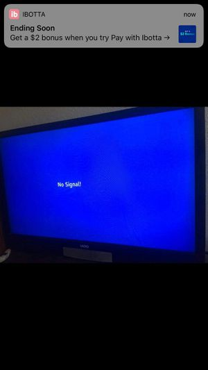 Vizio 50 Inch Plasma for Sale in Riverside, CA