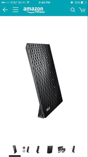 Asus N600 Dual Band Gigabit Router RT-N56U for Sale in Chula Vista, CA