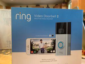 Ring video doorbell 2 for Sale in Glendale, AZ