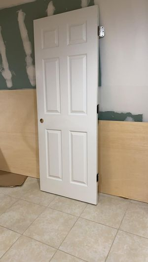 Exterior entry steell door for Sale in Manassas, VA