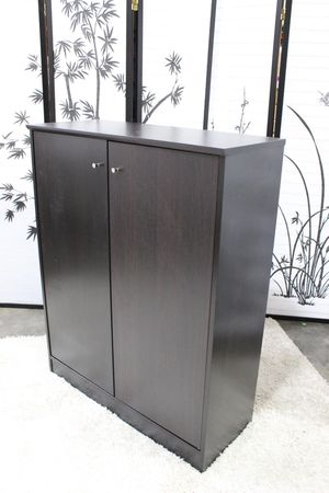 Shoe Cabinet , Red Cocoa, SKU #106137 for Sale in Downey, CA