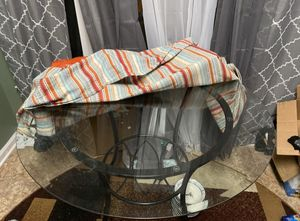 Glass Kitchen Table for Sale in Jacksonville, NC