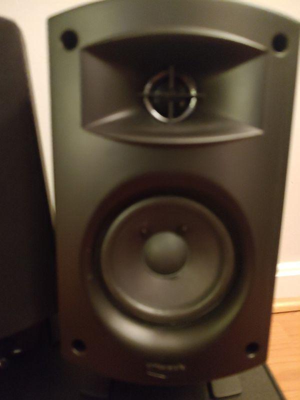 Klipsch 2.1 Thx Speakers