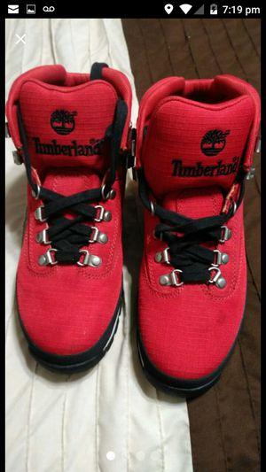 Timberland boots size 7 mens for Sale in Jonesboro, GA