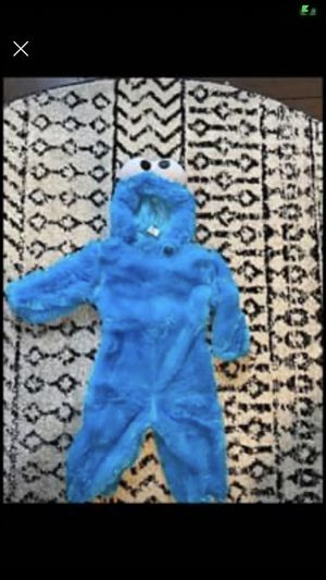 Cookie Monster Costume for Sale in Malden, MA
