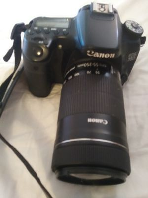 Canon 70d for Sale in Modesto, CA