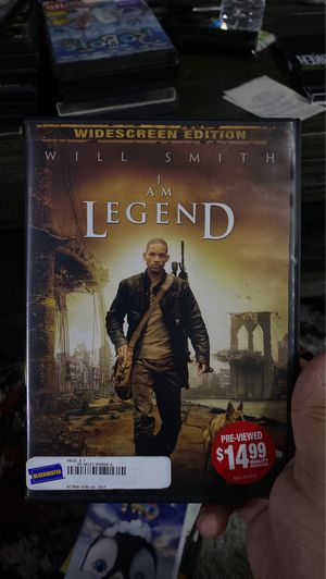 I am legend dvd for Sale in Paramount, CA