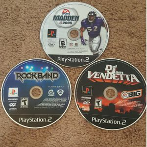 PlayStation2 games bundle #1 for Sale in Lodi, CA