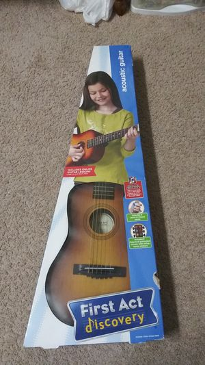 First Act Discovery Acoustic Guitar for Sale in Sterling, VA