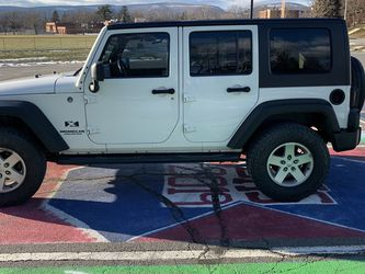 2008 Jeep Wrangler for Sale in Scranton,  PA