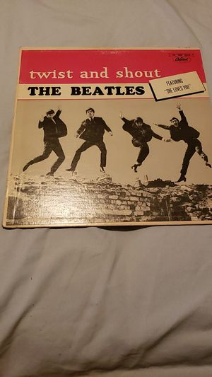 The Beatles ... Twist and Shout for Sale in Tacoma, WA