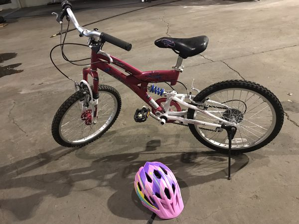 Kent Rock Candy Girls Bike W/ a Thorn Proof Airless Tires