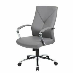 Executive Chair in Gray Home Office Use for Sale in Los Angeles, CA