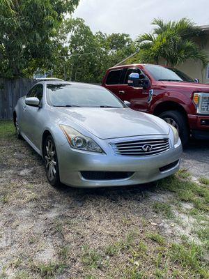 2009 Infiniti G37 Convertible for Sale in Miami, FL