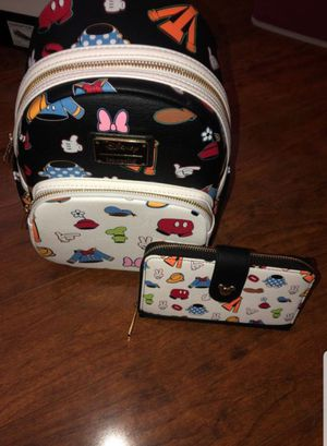 Loungefly mickey and friends backpack for Sale in Rowland Heights, CA