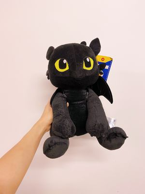 Toothless Plushie Stuffed Animal for Sale in Los Angeles, CA